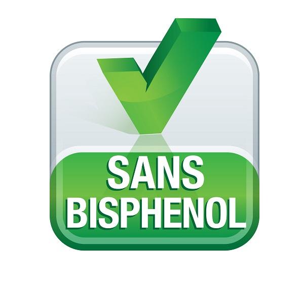 Logo sans bisphenol
