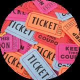 Étiquettes & tickets