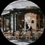 Cafés, hôtels & restaurants