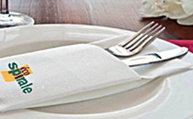 Consommables pour couverts restaurant